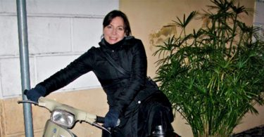 Annie Frances Grey Rome Walks