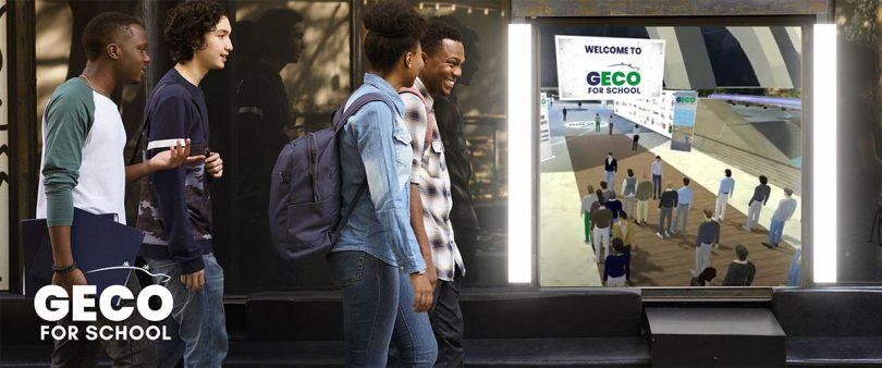 GECO FOR SCHOOL