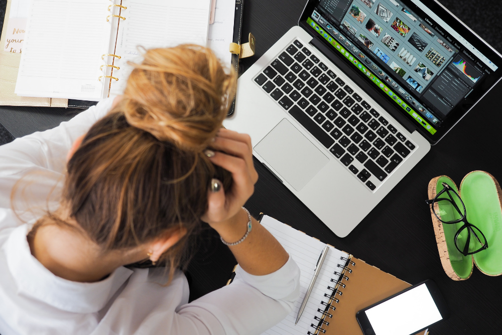 stress burnout time management