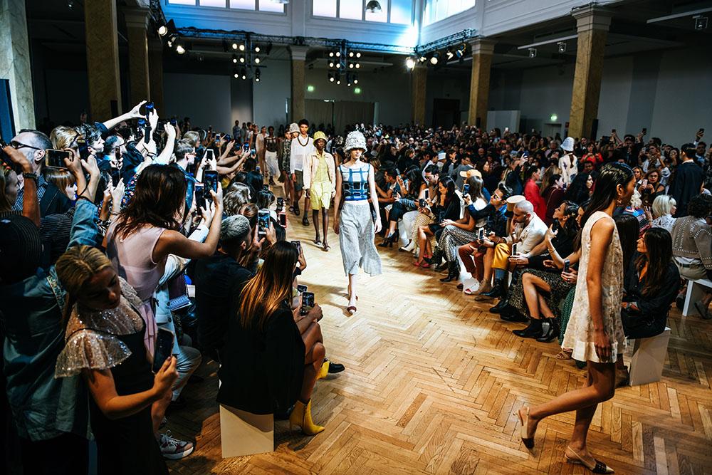 Smart Fashion Project Milano Salone dei tessuti 1