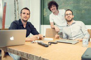 Uniwhere team startup berlino