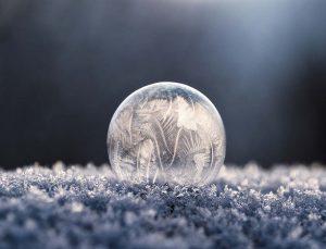 allestimenti invernali sculture di ghiaccio