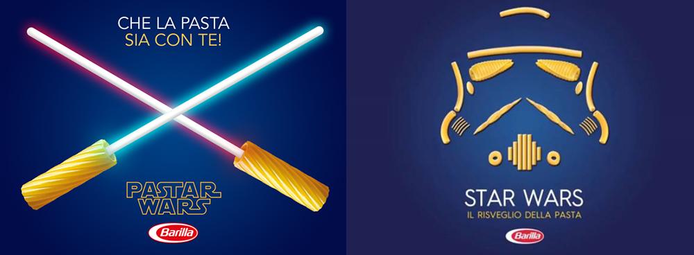 barilla star wars