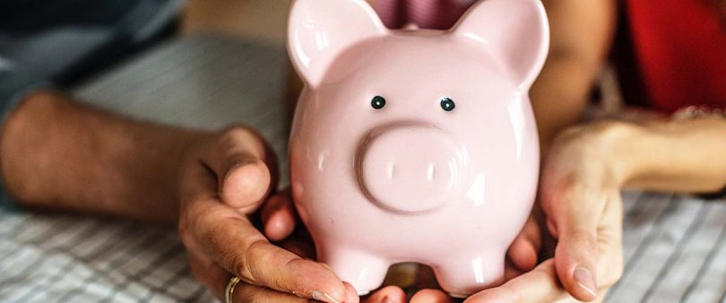 cliente senza budget salvadanaio