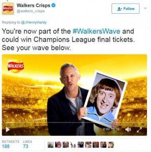 epic fail walkerswave