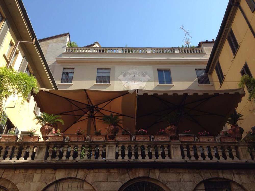 eventi all'aperto terrazze italiane