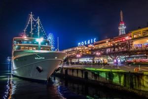 eventi aziendali in barca