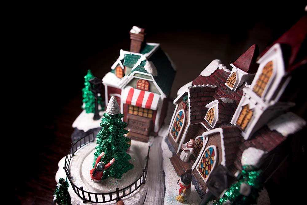eventi invernali natale casa dolci cibo