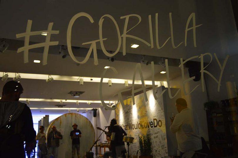 evento lush smart eventi milano gorilla 3