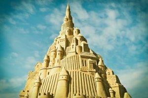 family day aziendale estate sculture di sabbia