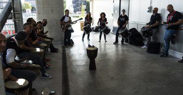 flash mob C&A team building verona