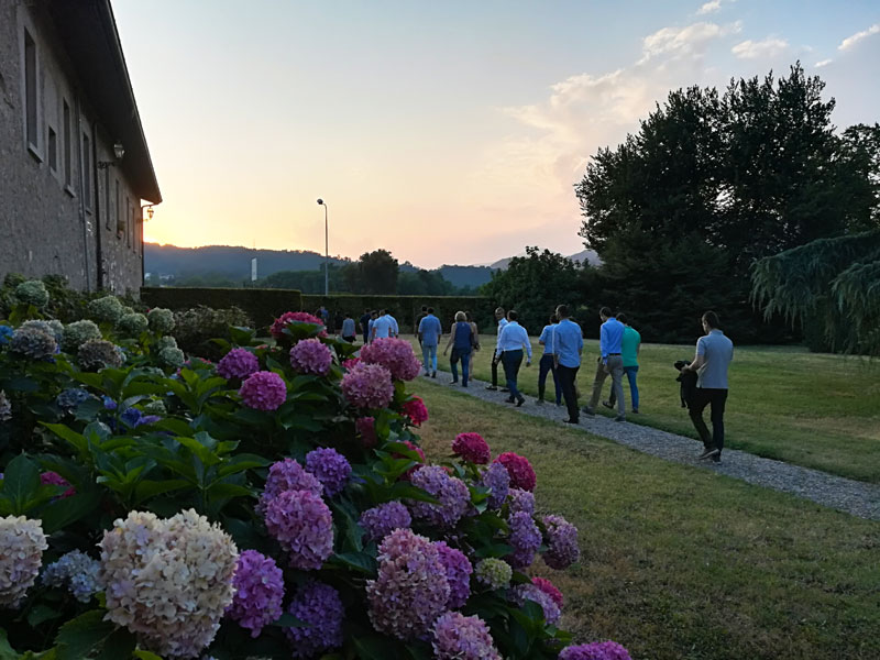 incentive team building aziendale franciacorta resort