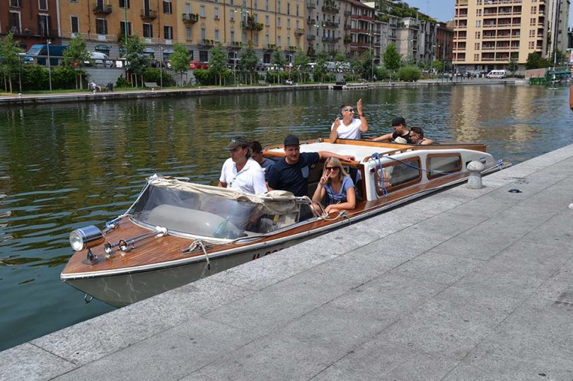 incentive travel team building milano 8