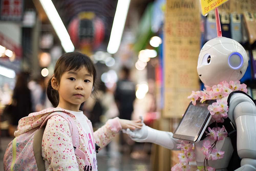 machine learning robot algoritmi marketing