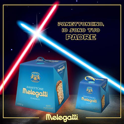 melegatti star wars