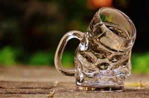 regali di natale bicchiere