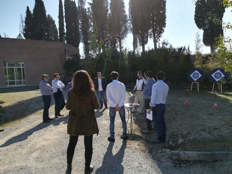 relais la cappuccina team building incentive travel