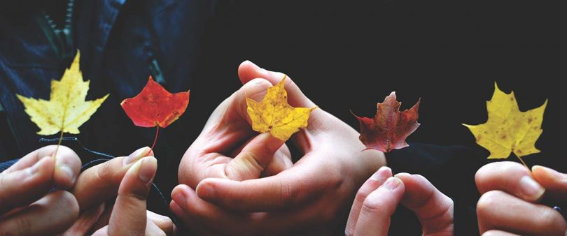 team building outdoor autunno inverno