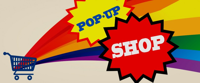 pop-up shop, temporary shop