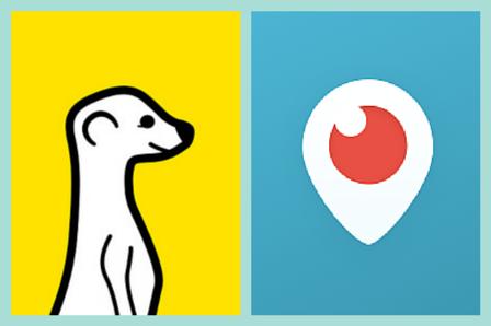 periscope meerkat videosharing