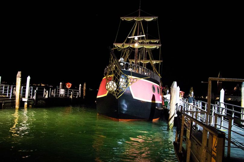 voyage privé galleon venice 24