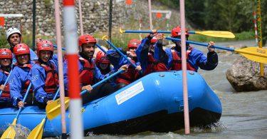 voyage privé rafting team building 13