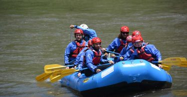 voyage privé rafting team building 15