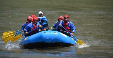 voyage privé rafting team building 18
