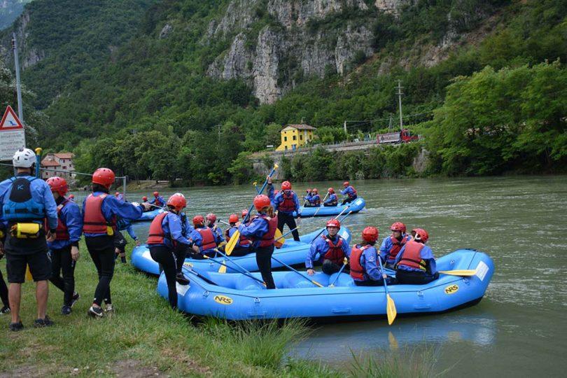 voyage privé rafting team building 6